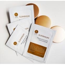 ILUMINIUM  Máscara de ojos gold ( pack de 4ud)  !!!!! en enero 5 ud ¡¡¡¡¡¡